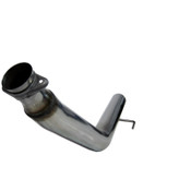 """MBRP 1994-2002 Dodge Cummins 4"""" Down Pipe Stainless Steel"""