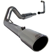 "MBRP 2003-2005 Ford Excursion 6.0L 4"" Turbo Back Stainless Exhaust"