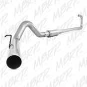 MBRP 2003-2007 Ford Powerstroke 6.0L Turbo Back Off-Road Exhaust System