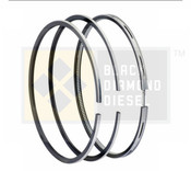 Black Diamond 01-04 Duramax 6.6 LB7 Standard Piston Ring Set (1)
