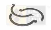 Black Diamond 04.5-05 Duramax 6.6 LLY Main Bearing Thrust Washer Set