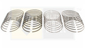 Black Diamond 04.5-05 Duramax 6.6 LLY Standard Piston Ring Set (8)