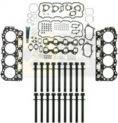 Black Diamond 07.5-10 Duramax 6.6 LMM Head Gasket Kit with Bolts