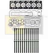 Black Diamond 04.5-07 Dodge 5.9 Cummins Head Gasket Set with Head Bolts Kit