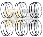 Black Diamond 03-04 Dodge 5.9 Cummins .020 Oversize Piston Ring Set