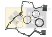 Black Diamond 03-04 Dodge 5.9 Cummins Timing Cover Seal Set