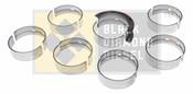 Black Diamond 07.5-15 Dodge 6.7 Cummins .50MM Undersize Main Bearing Set