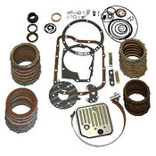 ATS Diesel 2006 and Up ATS LCT-1000 6 speed Paper & Rubber kit