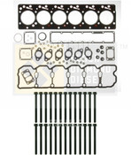 Black Diamond Head Gasket Kit with Head Bolts Fits 98.5-02 Dodge 5.9 Cummins 24V