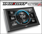 Edge Insight CS 2 Gauge Monitor for Ford Powerstroke 7.3 6.0 6.4 6.7 Diesel