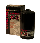 Pro-GUARD D2 Oil Fluid Filter; Ford Diesel Trucks 94-03 V8-7.3L (td)