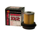 Pro-GUARD D2 Fuel Fluid Filter; Ford Diesel Trucks 94-97 V8-7.3L (td)