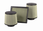 Magnum FLOW Pro-GUARD 7 OER Air Filter; GM Diesel Trucks 01-05 V8-6.6L (td)