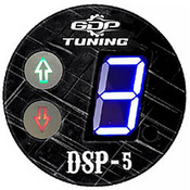 GDP Tuning Digital DSP-5 Switch for 01-10 Duramax Tuners
