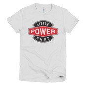 Little Power Shop Short sleeve women's t-shirt