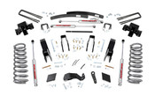 Rough Country 5IN DODGE SUSPENSION LIFT KIT (94-02 RAM 2500 4WD)