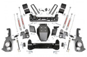 Rough Country 5IN GM NTD SUSPENSION LIFT KIT (11-16 2500HD/3500HD)