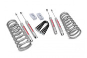 Rough Country 3IN DODGE SUSPENSION LIFT KIT (03-13 RAM 2500)