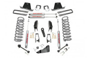 Rough Country 5IN DODGE SUSPENSION LIFT KIT (GAS) 2009-2010