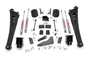 Rough Country 5IN DODGE SUSPENSION LIFT KIT (14-16 RAM 2500 4WD)