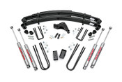 Rough Country 4IN FORD SUSPENSION LIFT KIT 99-04 F250/F350 4WD