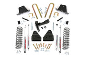 Rough Country 4.5IN FORD SUSPENSION LIFT KIT 05-07 F-250/F-350