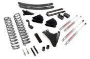 Rough Country 6IN FORD SUSPENSION LIFT KIT (F-250/350 DIESEL)
