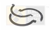 Black Diamond 11-15 Duramax 6.6 LML Main Bearing Thrust Washer Set