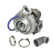 BD Diesel Super B Single Turbo Kit w/FMW Billet Wheel - Dodge 2003-2004 5.9L