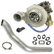 BD Diesel Killer B Turbo Kit - 2003-2007 Dodge 5.9L c/w HX40 Down Pipe