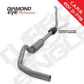 "Diamond Eye 4"" Turbo Back Single AL 1994-1997"