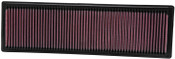 K&N VOLKSWAGEN JETTA 2005-2010, RABBIT 2007-2009 2.5L L5 Replacement Air Filter