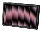 K&N JAGUAR XK 4.2L V8; 06-09 Replacement Air Filter
