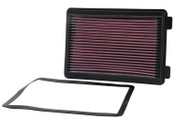 K&N FORD TAURUS 3.0L 00-07, 3.4L 98-99; MER SABLE 3.0L 00-05 Replacement Air Filter