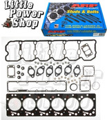 5.9 Cummins 24 Valve 98.5-02 Head Gasket Set with ARP Head Studs