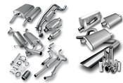 81-86 CJ/DJ SERIES 2.5L/4.2L DIRECT FIT MUFFLER - MSL MAXIMUM