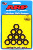 ARP 1/2 ID 7/8 OD black washers
