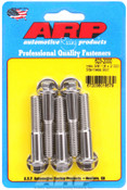 ARP 3/8-16 x 2.000 hex SS bolts