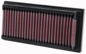 K&N VW GOLF, JETTA (CARBED) 83-ON Replacement Air Filter