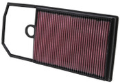 K&N VW POLO 1.4I 16V, 1997 Replacement Air Filter