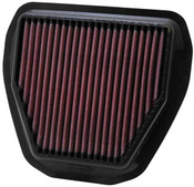 K&N YAMAHA YZ450F, 2010-2011 Replacement Air Filter