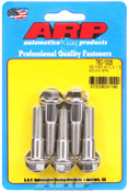 ARP M10 x 1.50 x 40 hex SS bolts