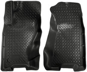 99-04 GRAND CHEROKEE 4 DR FRONT FLOOR LINER BLACK