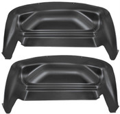 07-14 SILVERADO/SIERRA 1500/2500/3500 REAR WHEEL WELL GUARDS WHEEL WELL LINERS B