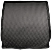 08-16 ENCLAVE/09-16 TRAVERSE (BEHIND 2ND SEAT - FITS OVER FOLDED FLAT 3RD ROW SEAT) REAR LINER BLACK