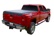 Access Literider 07-13 Chevy/GMC Full Size All 8ft Bed (Includes Dually) Roll-Up Cover