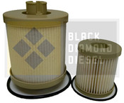 Prime Guard Fuel Filter Fits 2003-2007 Ford Superduty 6.0 Powerstroke Diesel