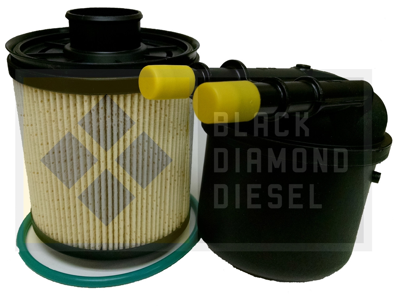 prime guard fuel filter fits 2011-2017 ford superduty 6.7 ... 6 7 powerstroke fuel filter replacement 6 7 powerstroke fuel filter