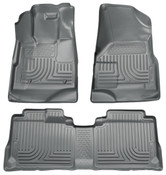 09-12 ESCAPE/09-11 MARINER/TRIBUTE WEATHERBEATER FRONT & 2ND SEAT FLOOR LINERS GREY