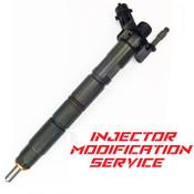 Dynomite Duramax 11-16 LML Injector Modification Service